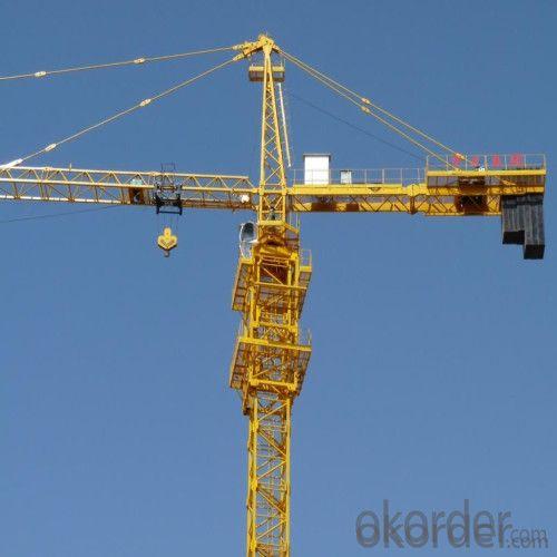 Tower Crane TC5013A Construction Machinery Crane Distributor Crane Manufacturer