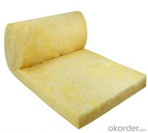 Glass Wool Blanket material for building
