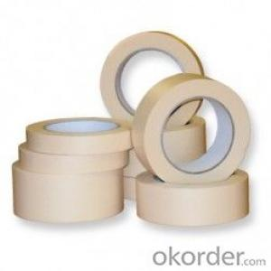 Machine Cutting Masking Tape Jumbo Roll High Quality Tape