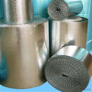 Aluminum Foil Coated Bubble Insulation FBM102