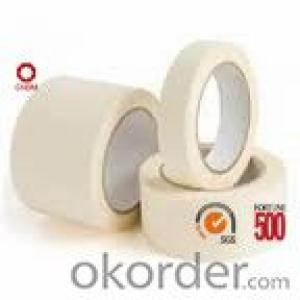 Double Sided Tissue Tape Micron Solvent Based Acrylic Customerized