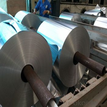aluminum foil with LDPE for bubble foil roofing insulation production