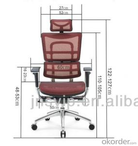 2013 JNS JNS-802YK(W11+W11) ergonomic office with adjustable armrest
