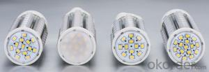13 Watt LED Light Bulb 80-240VAC E26/E27