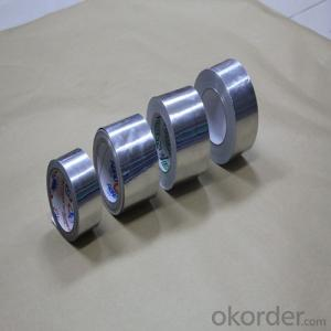 Aluminum Foil Tape Solvent-Based T-S5001P