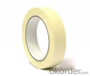 Masking Tape Manufacturer Jumbo Roll High Quality Tape