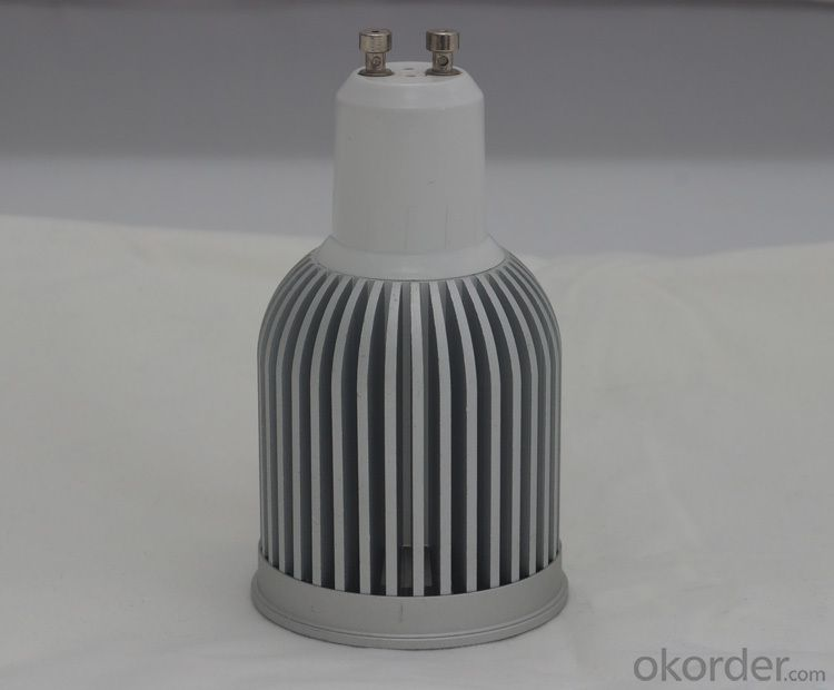 LED Spotlight energy saving 3w-12w dimmable gu10 bulb