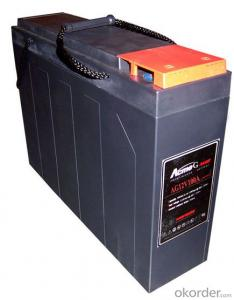Gel Battery the AcmeG Series Battery  AG12V125F