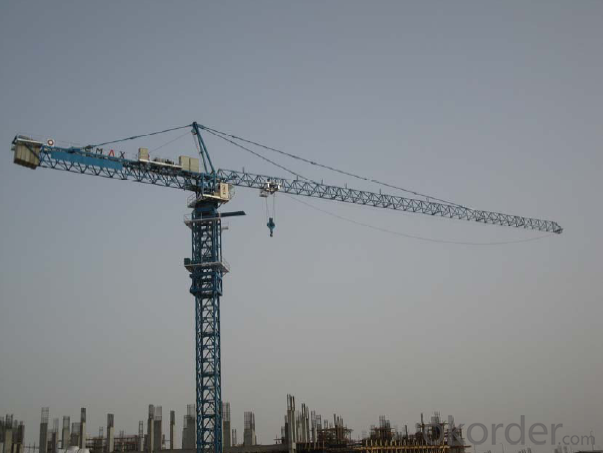 Tower Crane TC6024 Construction Machinery For Sale Crane Manufacture Crane Distributor Accessory