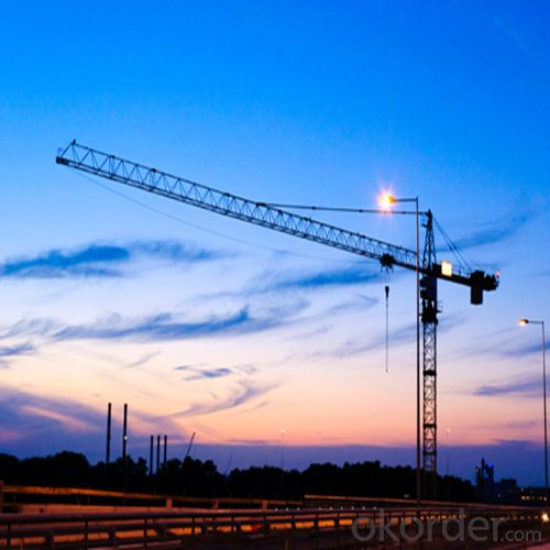 Tower Crane New TC7050 Building Equipment