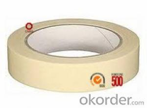Double Sided Tissue Tape Solvent Based Acrylic White Color Cheap Price