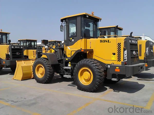 Wheel Loader Buy Wheel Loader G968 at Okorder