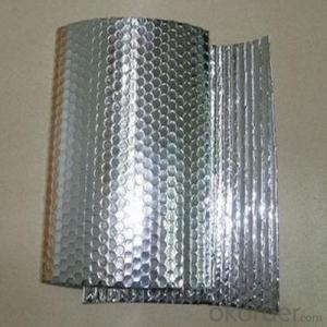 Aluminum Foil Coated Bubble Insulation FBF101
