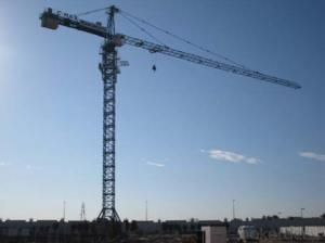 Tower Crane TC7021 Construction Machinery For Sale Crane Distributor Accessory
