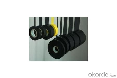 Double Sided Tissue Tape Solvent Based Acrylic Black Color Bonding Tape