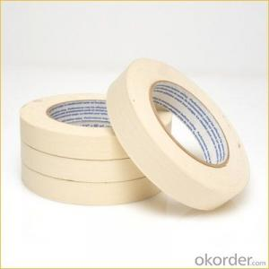 White Masking Tape Jumbo Roll High Quality Tape