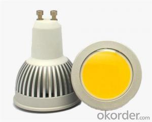 LED COB Spotlight 5W MR16 with high color related index