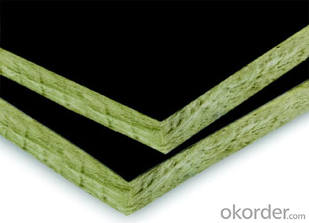 Glass Wool Blanket for Roofing and Partition Wall