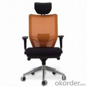 JNS JNS-802YK(W11+W11) ergonomic office with adjustable armrest of good quality