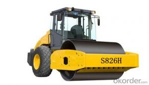 S826H Road Roller Buy S822C Road Roller at Okorder