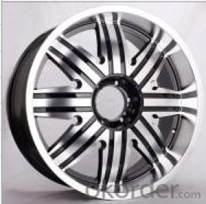 Wheel Aluminium Alloy Model No. 812  for the best quality performance