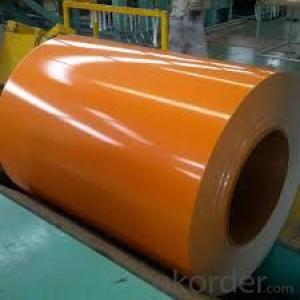 Color Coated Galvanzied Steel/ Prepainted Galvanized Steel with Zinc Coated