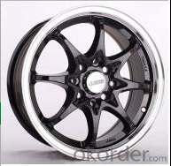 Wheel Aluminium Alloy Model No. 811  for the best quality performance