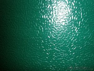 Coated Aluminium Embossed Sheets With Cheap Price