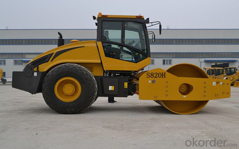S820H  Road Roller Buy S820H Road Roller at Okorder