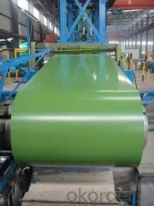 Color Steel Rolled/Galvalume Steel Coil/Gl/Zinc Aluminized Steel