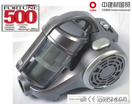 Cyclonic Bagless vacuum cleaner with ERP Class#CNCL4002