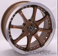 Wheel Aluminium Alloy Model No. 814 for the best quality performance