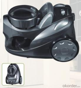 Cyclnic Bagless vacuum cleaner with ERP Class#CNCL3801