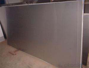 Stainless Steel sheet with good polishing treatment
