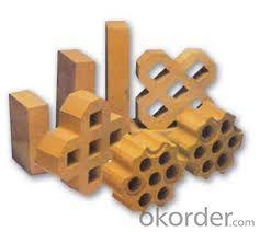 High Alumina Brick for cement kiln