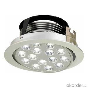 LED Downlight QL-110 Constant current regulation