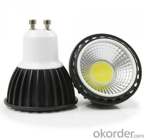 LED Spotlight, 4W 220V Dimmable COB LED hight quality