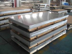 Stainless Steel sheet 304 with Pvd Coating