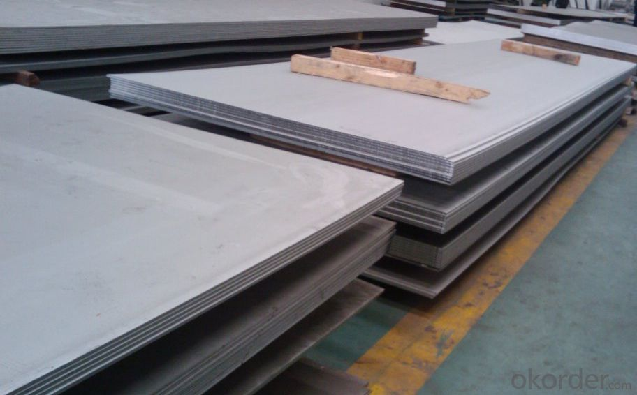 Stainless Steel sheet with cold Rolling Process