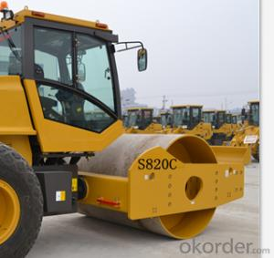 S818C  Road Roller Buy S822C Road Roller at Okorder