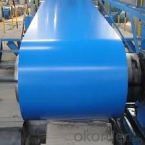 Color Coated Steel Coil of Cold Rolled Steel for outdoor roof