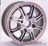 Wheel Aluminium Alloy Model No. 809  for the best quality performance