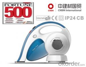 Rechargable DC vacuum cleaner with battery#CNRH003