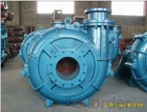 Coal Mining Centrifugal Dewatering Pump for High Power