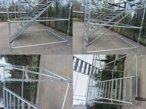 Galvanized  Cuplock Scaffolding china manufacturer