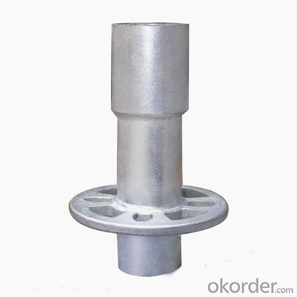 Scaffolding Ringlock Q235/345 Steel Galvanized