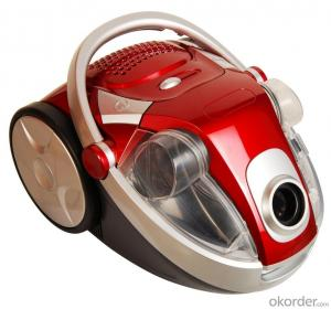 Bagless vacuum cleaner with ERP Class#CNBL4207