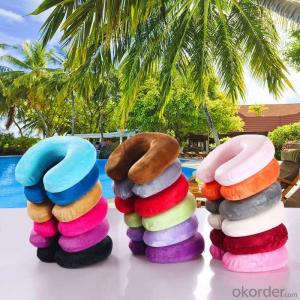 Neck Pillow for Travel with Different Colors
