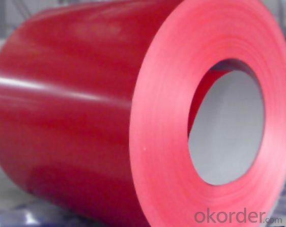 0.3mm Thickness PPGI Prepainted Galvanized Steel Coils