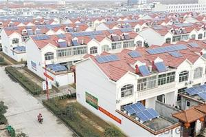Roof  Solar Power System Hot Sale  Good Design
